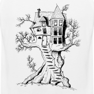 Treehouse T-Shirts - Männer Premium Tank Top