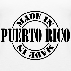 made_in_puerto_rico_m1 Tops - Women's Premium Tank Top
