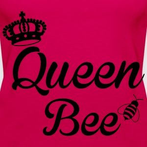 Queen Bee Tops - Women's Premium Tank Top