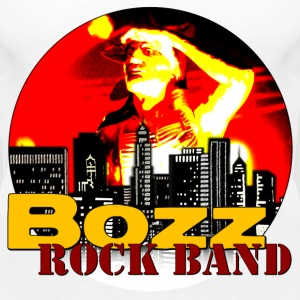 Bozz Rock Band Tops - Frauen Premium Tank Top
