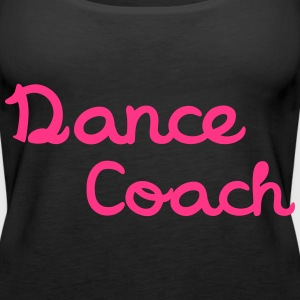 Dance Coach Topper - Premium singlet for kvinner