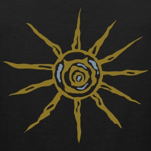 sun T-Shirts - Men's Premium Tank Top