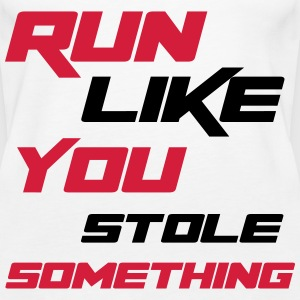 Run Tops - Women's Premium Tank Top