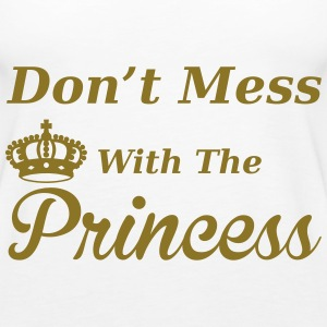 Princess Tops - Women's Premium Tank Top