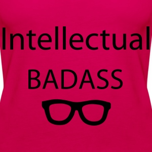 Intellectual Tops - Frauen Premium Tank Top