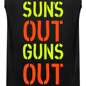 Sun's Out T-Shirts - Men's Premium Tank Top