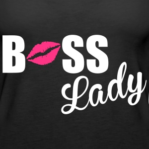 Boss Lady Tops - Frauen Premium Tank Top