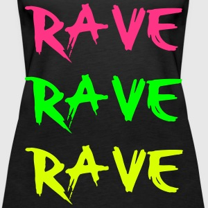 Rave Topper - Premium singlet for kvinner