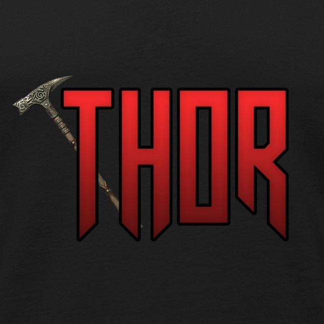 Sleeveless Thor Tank Top