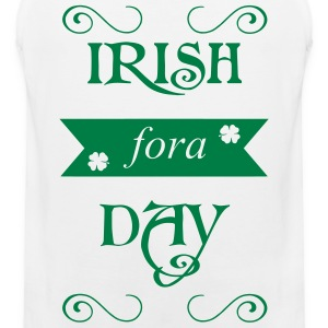 irish fora day T-shirts - Premiumtanktopp herr