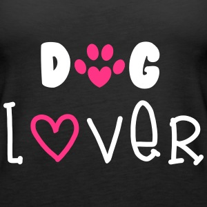 Dog Lover Tops - Women's Premium Tank Top
