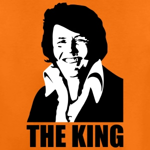 The King Willem Alexander/Elvis Koningsdag Shirts - Teenager Premium T-shirt