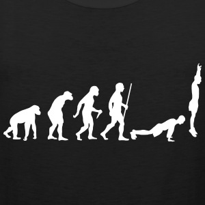 Evolution Burpee T-Shirts - Men's Premium Tank Top