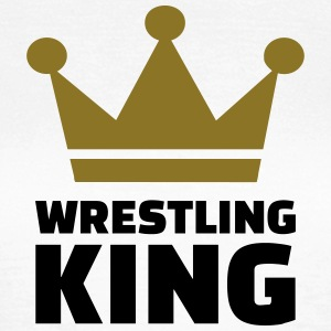 Wrestling King T-Shirts - Frauen T-Shirt