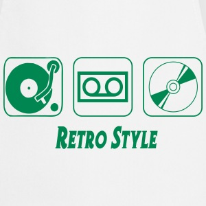 Retro style  Aprons - Cooking Apron