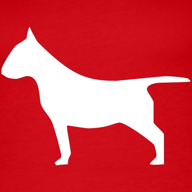 Silhouette Bull-Terrier
