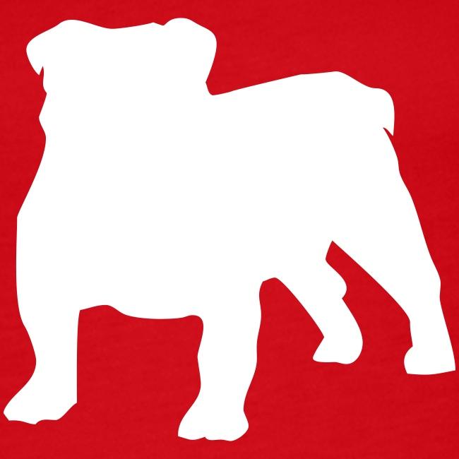 Silhouette Bulldog