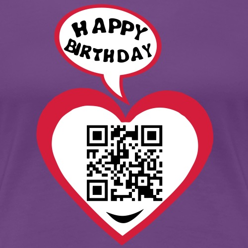 50_years_big_kisses_code_qr_happy_birthd