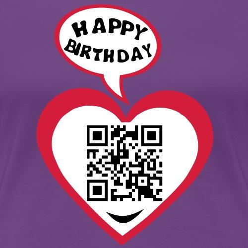 50_years_big_kisses_code_qr_happy_birthd