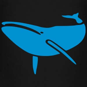 whale Shirts - Teenage Premium T-Shirt