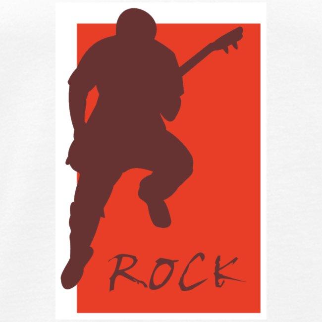 Motive-T-Shirt, Rock-Shirt