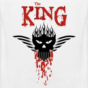 The King - Débardeur Premium Homme
