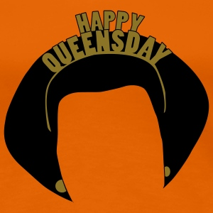 Happy Queensday - Vrouwen Premium T-shirt