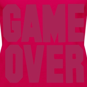 Game over - Frauen Premium Tank Top