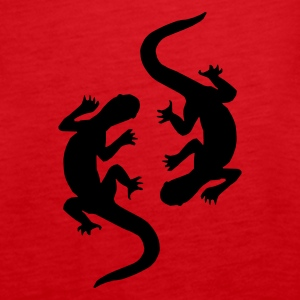 Little lizards - Women's Premium Tank Top