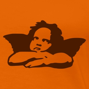 Orange angel T-shirts (m. courtes) - T-shirt Premium Femme