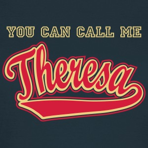 Theresa - T-shirt personalised with your name T-Shirts - Women's T-Shirt