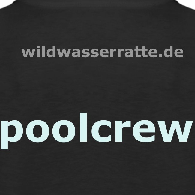 wwr poolcrew muskelshirt
