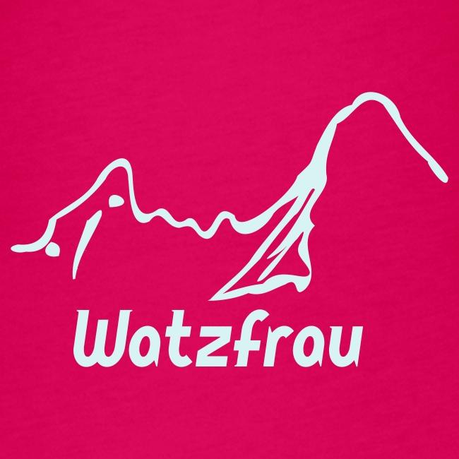 Spaghetti Top Watzfrau