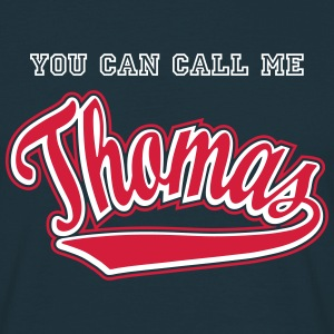 Thomas - T-shirt personalised with your name T-Shirts - Men's T-Shirt