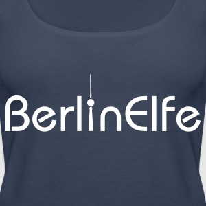 Petrol berlinelfe Tops - Frauen Premium Tank Top