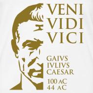 Diseño ~ Camiseta Hombre sin mangas Cesar Veni Vidi Vici
