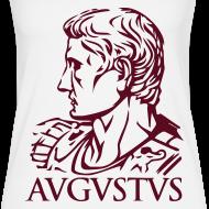 Diseño ~ Camiseta Tank Top chica Augustus