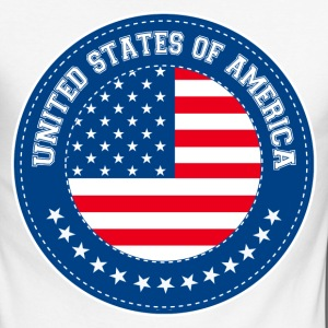 united states 22 Long sleeve shirts - Men's Long Sleeve Baseball T-Shirt