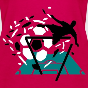 Pink Goal !!! Tops - Women's Premium Tank Top