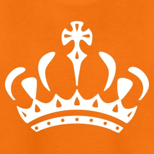 Oranje Kroon Kinder shirts - Teenager Premium T-shirt