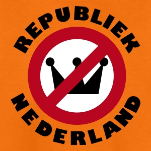 Oranje republiek nederland Kinder shirts - Teenager Premium T-shirt