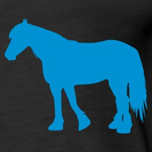 cold-blooded horse Tops - Women's Premium Tank Top