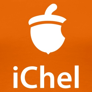 iChel - Apple Satire T-Shirt - Frauen Premium T-Shirt