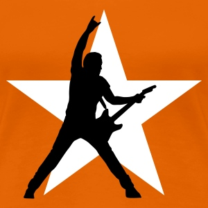 rock_star_f_2c T-Shirts - Women's Premium T-Shirt