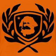 Motiv ~ Marx - T-shirt - Dam