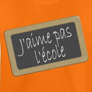Orange rentrée des classes T-shirts Enfants - T-shirt Premium Ado