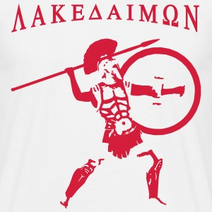 Spartan 7 + Lakedaimon T-Shirts - Men's T-Shirt