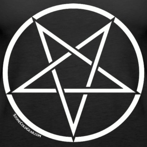 pentagram Tops - Women's Premium Tank Top