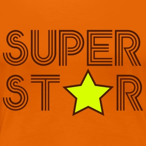 Musik Star Superstar Stern - Frauen Premium T-Shirt