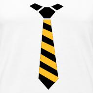 Ontwerp ~ Stropdas streep zwart